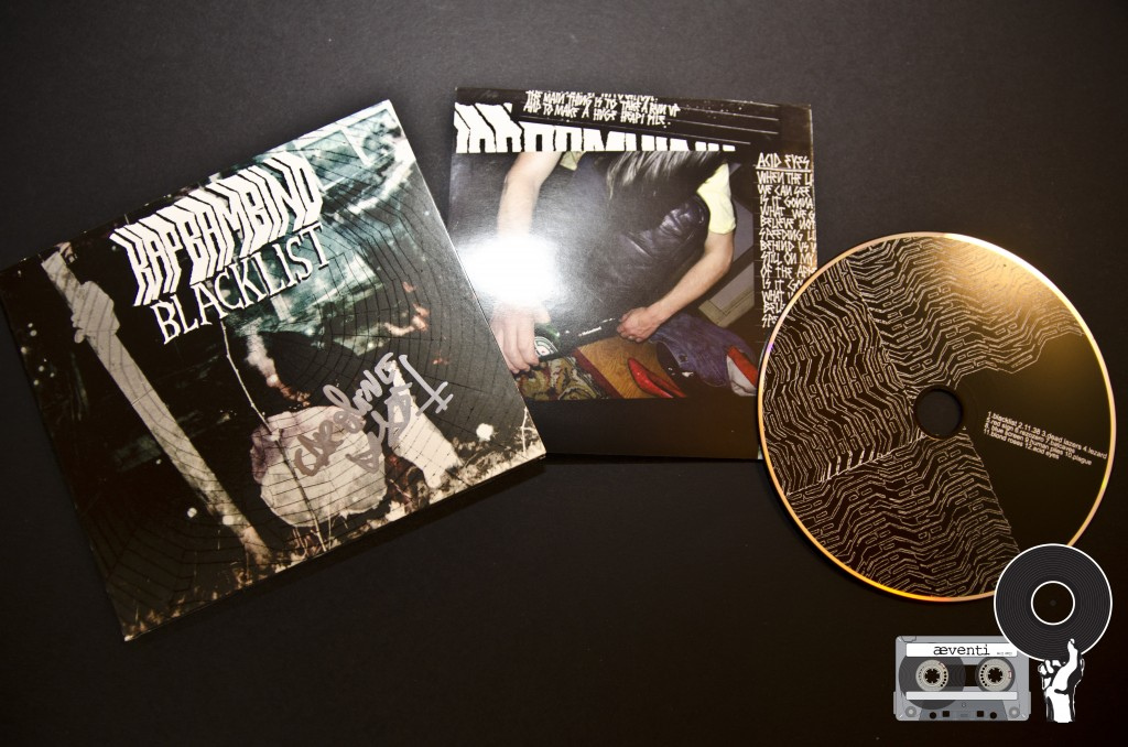Blacklist (album) [cd]