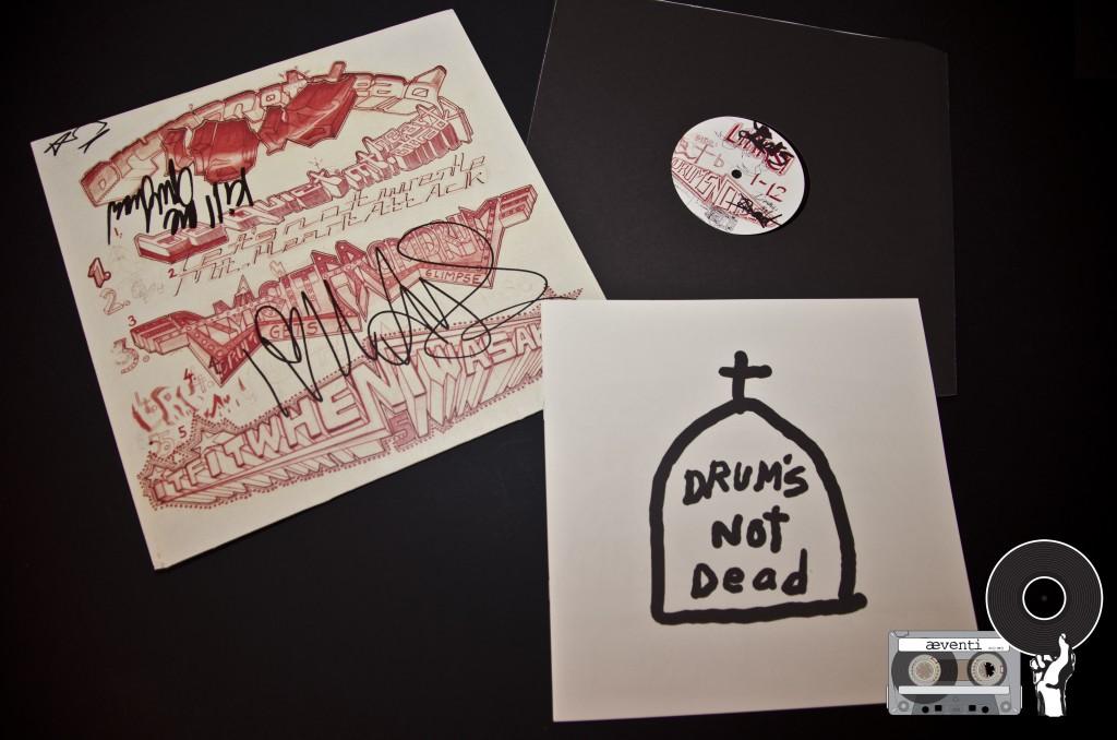 Drum's Not Dead (album) [lp]