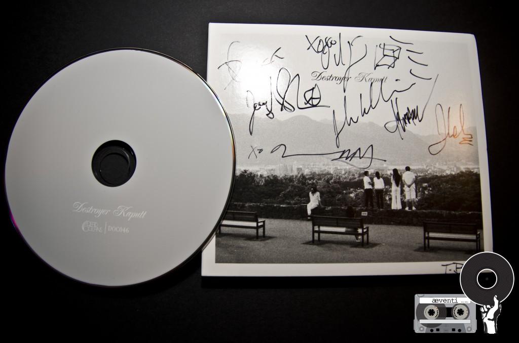 Kaputt (album) [cd]