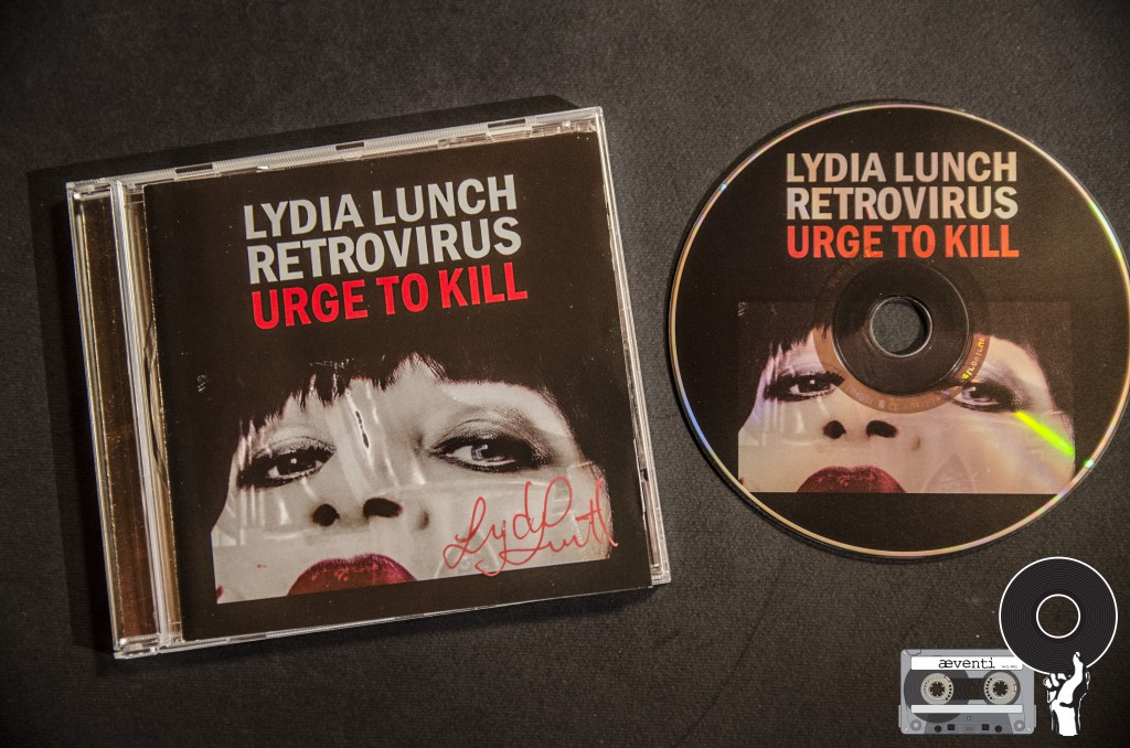 Urge To Kill (album) [cd]
